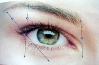 Secrets to designing eyebrows, eyebrow makeover, eyebrow design, eyebrow shaping, eyebrow threading